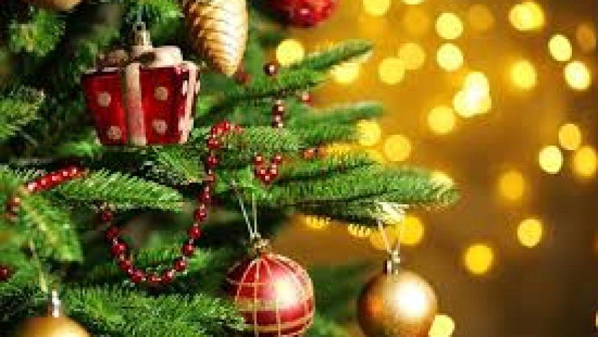 Коледен поздравителен адрес