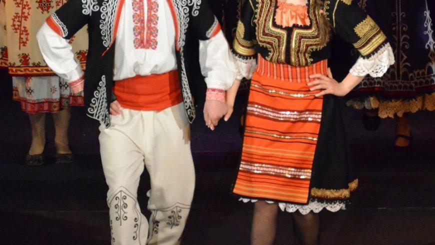 Български народни танци в Брюксел