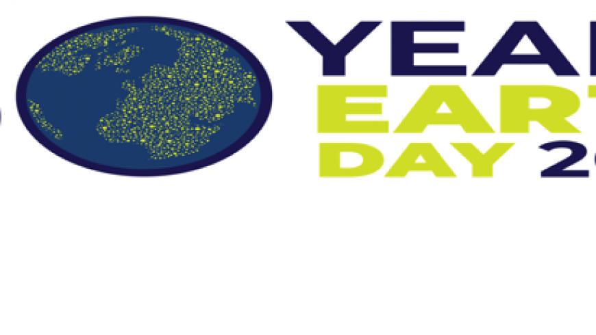 На 22 април 2020 г. Денят на Земята отбелязва своята 50-та годишнина.